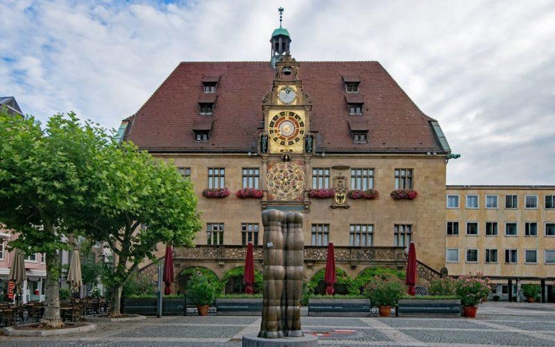 Heilbronn, Rathaus